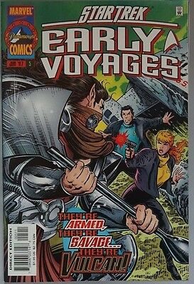 Marvel Comics Star Trek Early Voyages # 5 Cover A (1997 Series) , 1st Print , NM