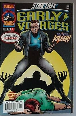 Marvel Comics Star Trek Early Voyages # 8 Cover A (1997 Series) , 1st Print , NM