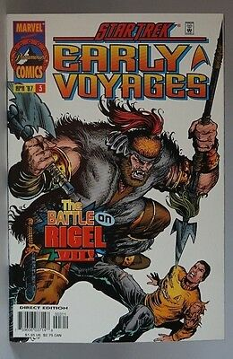 Marvel Comics Star Trek Early Voyages # 3 Cover A (1997 Series) , 1st Print , NM