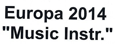 2014 EUROPA CEPT Stamp Sets and Minisheets - each available to buy seperately