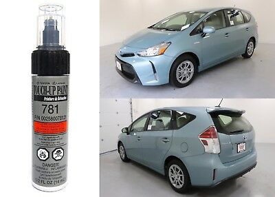 Genuine Toyota 00258-00781-21 Sea Glass Pearl Touch-Up Paint Pen New Free Ship