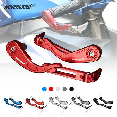 """3D Lever Guard Protector 22mm 7/8"""" Brake Clutch For Yamaha YZF R1 R6 R15 R25 R3"""