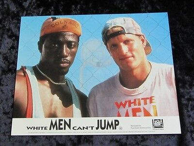 White Men Can't Jump lobby cards Woody Harrelson, Wesley Snipes, original UK set