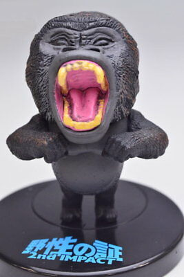 Takara Tomy 野生の証 Proof of Wild Angry Animals Collection 2nd Gorilla Figure