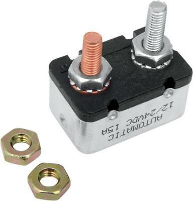 DS Two Stud Circuit Breaker 15A Harley XLH1000 Sportster 1000 79-85