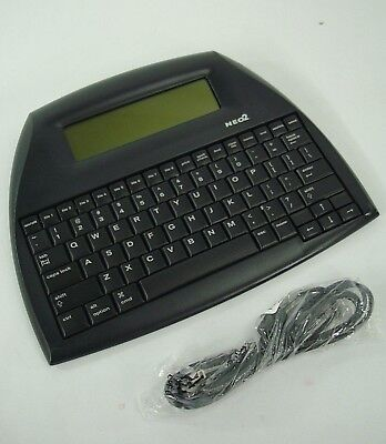 Neo2 Alphasmart Word Processer Keyboard By Renaissance Learning W/USB