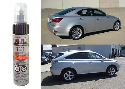 Genuine Toyota 00258-001G1-21 Tungsten Pearl 1G1 Touch-Up Paint Pen New USA