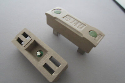 Ceramic MEM mem 45A 45 amp fuse carrier & holder (rewirable) MEMCERT memcert