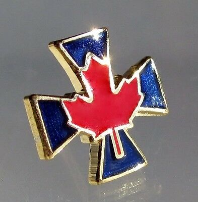 Canada Canadian The Commander of The Order of Military Merit (C.M.M.)  Lapel Pin