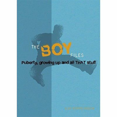 Boy Files: Puberty, Growing Up and All That Stuff (Wayl - Flexibound NEW Hooper-