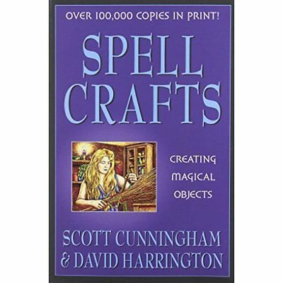 Spell Crafts (Llewellyn's Practical Magick) - Paperback NEW Cunningham, Sco 1994