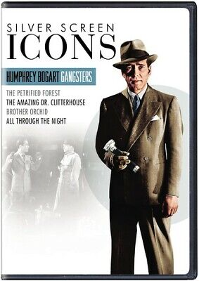 Silver Screen Icons: Humphrey Bogart Gangsters [New DVD] 2 Pack, Eco Amaray Ca