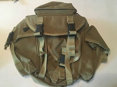 NEW Tactical Molle Storage Bag - Military - Coyote #g33