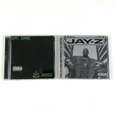 Jay z cd lot 2 the blueprint vol 3fe and times of s dr dre 2001 jay z vol 3 the life times of s malvernweather Images