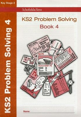 KS2 Problem Solving Book 4 (of 4): Key Stage 2, Years 3 - 6 (Pape. 9780721711386