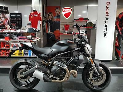 Ducati Monster 797 Free Flyscreen+Seat Cowl