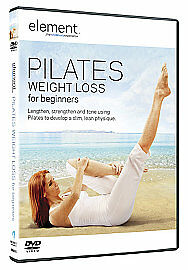 Element: Pilates Weight Loss for Beginners DVD - NEW