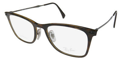 d3ff30af33 New Ray-Ban 7086 Light Weight Famous Designer Hip Eyeglass Frame glasses  eyewear