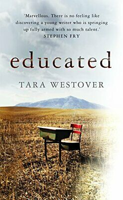 Educated: The international bestselling memoir by Westover, Tara Book The Cheap