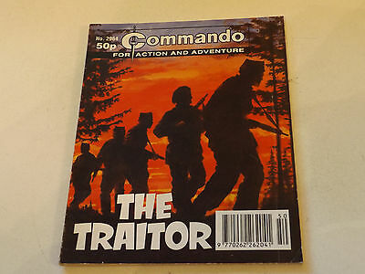 Commando War Comic Number 2964!,1996 Issue,v Good For Age,21 Years Old,very Rare