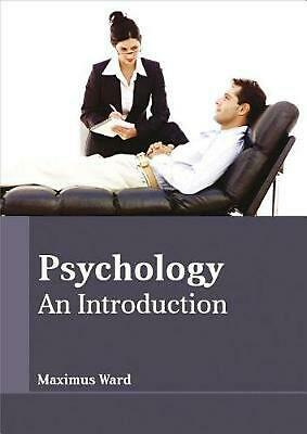 Psychology: An Introduction by Maximus Ward (English) Hardcover Book Free Shippi