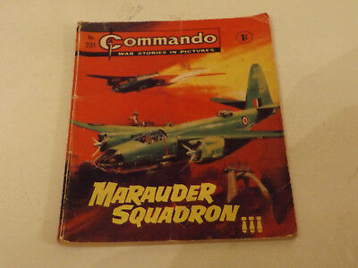 Commando War Comic Number 231!,1966 Issue,good For Age,52 Years Old,very Rare.