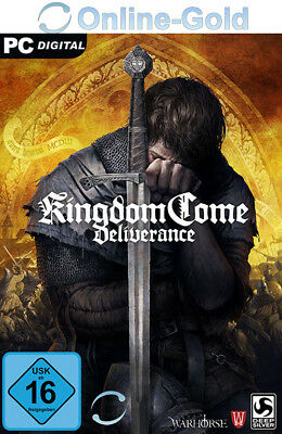 Kingdom Come Deliverance Key - Steam Download Code - PC Standard Version - DE/EU