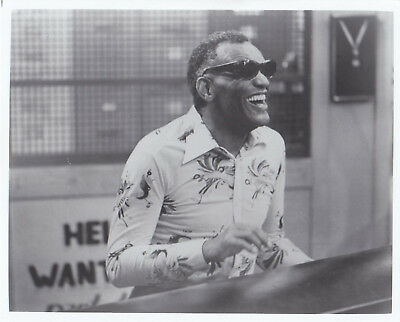Ray Charles Blues The Brothers John Landis Vintage Original 1980