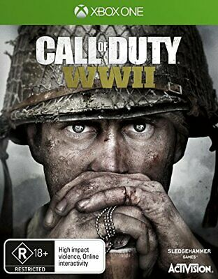 Call of Duty: WWII (Xbox One) - Game  CNVG The Cheap Fast Free Post