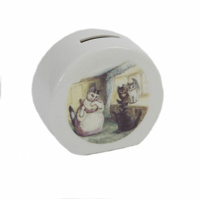 Reutter Porcelain Beatrix Potter Tabitha Money Box