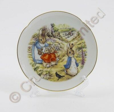Reutter Porcelain Beatrix Potter Wall Plate