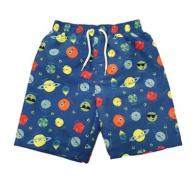 Baby Boys Swimming Trunks Size 6 9 Months Vgc From Mothercare