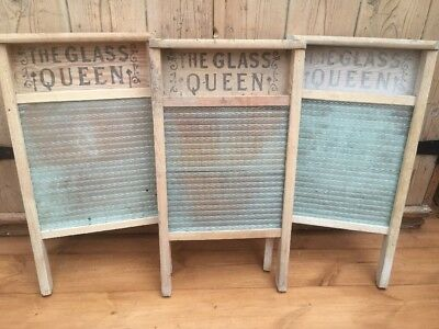 Vintage Wash Boards Glass Dolly Boards The Glass Queen C1920