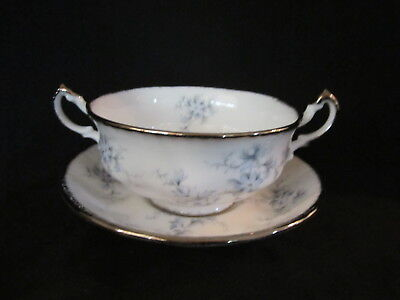 Paragon - BRIDES CHOICE - Elizabeth - Cream Soup Bowl and Stand