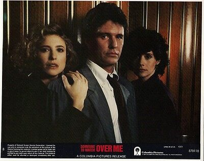 SOMEONE TO WATCH OVER ME mini lobby cards TOM BERENGER, MIMI ROGERS