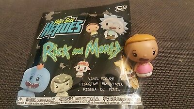 Rick and morty pint size heroes summer