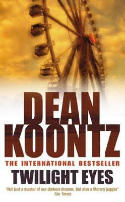 Twilight Eyes - Dean Koontz - Headline - Acceptable - Paperback