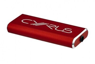 Cyrus SoundKey DAC and Headphone Amplifier - Red