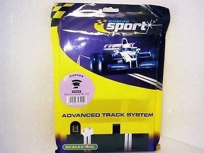 Scalextric: Curve 1 45 degrees Item no. C8202