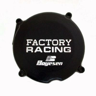 Boyesen Factory Racing Ignition Cover Black Fits Honda CR250 1986-2001