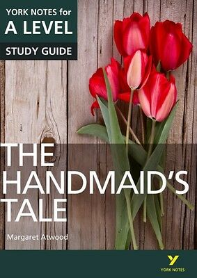 Handmaids Tale York Notes For Alevel, 9781292138183