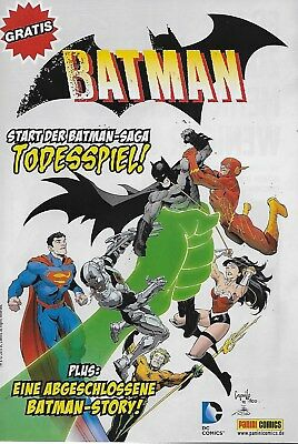 Batman / Panini Gratis Comic 2015