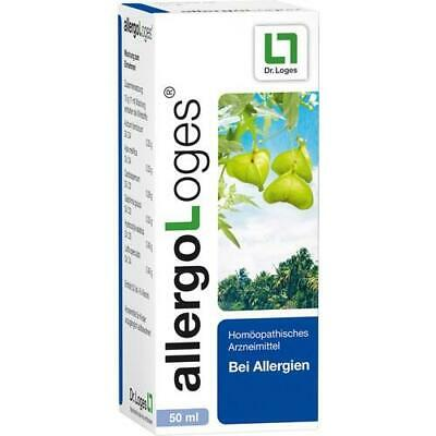 ALLERGO LOGES Tropfen 50 ml 00910512