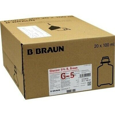 GLUCOSE 5% B.Braun Ecoflac Plus 2000 ml 03710676