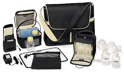 Medela Pump In Style Advanced Double-Electric Breast Pump The Metro Bag NEW