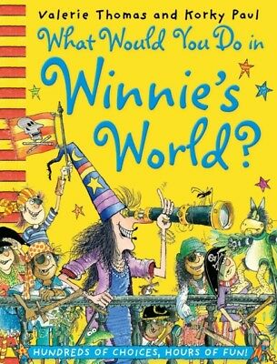 What Would You Do in Winnie's World? (Paperback), Thomas, Valerie...