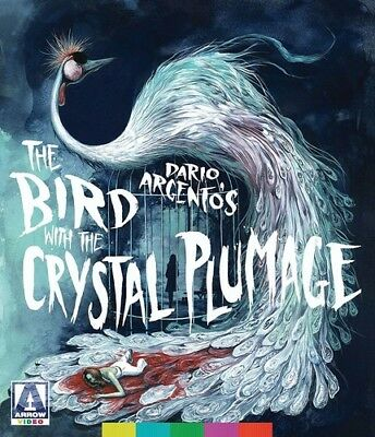 The Bird With the Crystal Plumage [New Blu-ray]