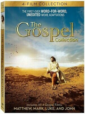 The Gospel Collection [New DVD] Boxed Set, Dolby, Subtitled, Widescreen, Ac-3/