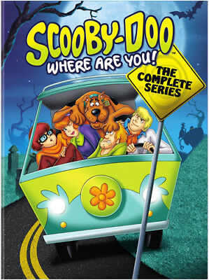 Scooby-Doo, Where Are You!: The Complete Series [New DVD] Boxed Set, Dolby, Re
