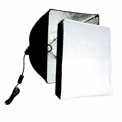 "Lusana Studio 20"" X 20"" Large Photography Lighting Softbox Reflector New SF51D"
